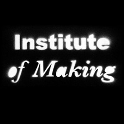 UCL Institute of Making's logo